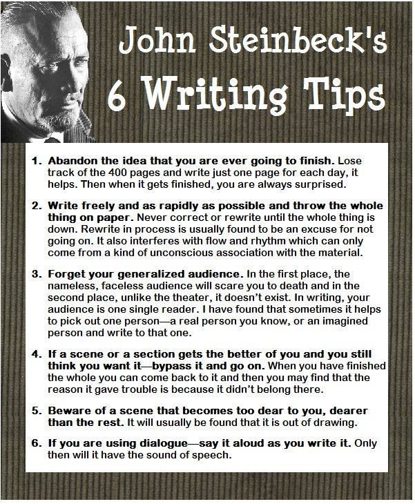 Writing Tips in Business