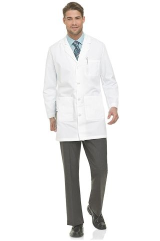 Landau 3124 3124 Mens Lab Coat