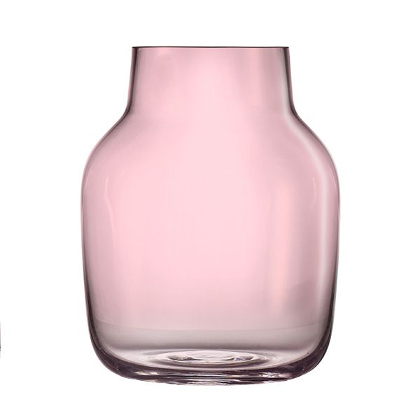 Rose Silent vase by Muuto.