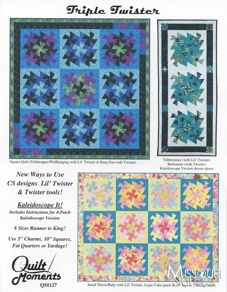 69 best TWISTER RULER PATTERNS images on Pinterest | Ruler ... : lil twister quilt patterns free - Adamdwight.com