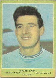 106. Hugh Barr  Coventry City