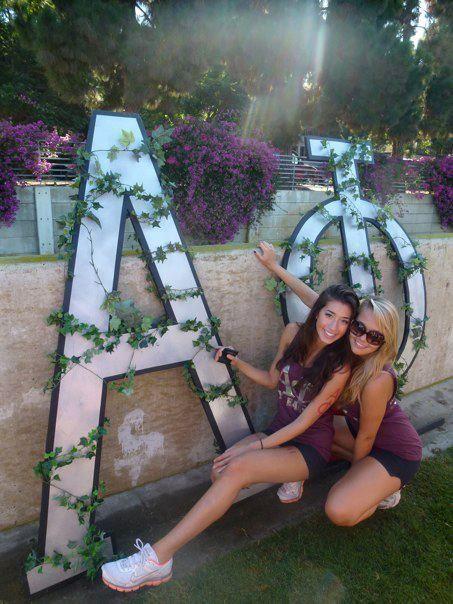 Greek Letters | Alpha Phi | envy the ivy!