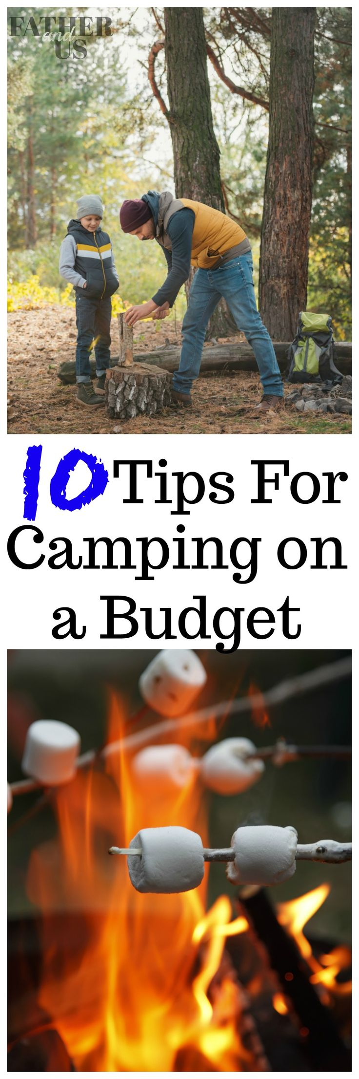 Camping can be one of the best family activities that you can do. But, if your not careful, it can get pretty expensive. Here are some ideas, tips and hacks that will help you have all the outdoor fun without breaking the bank! From finding cheap food options to creating a checklist for all the essentials you may actually already have, this guide will be sure to help both you and your pocketbook on your next camping adventure.