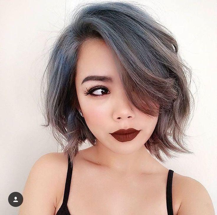 Blue + purple toner