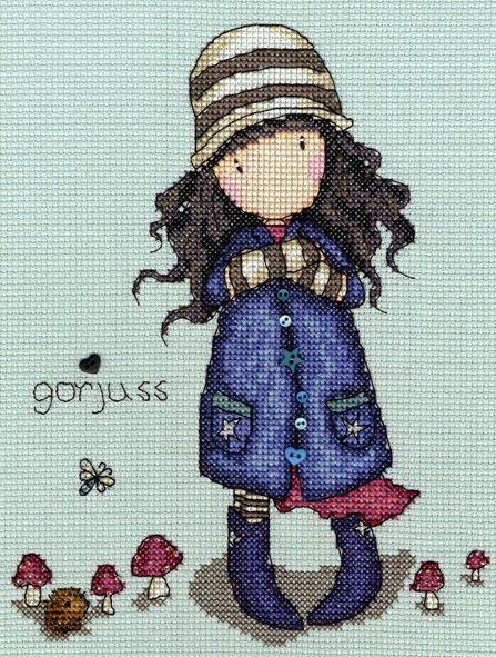 Ateliê de Ponto Cruz: ♥ :: New Gorjuss Love :: ♥