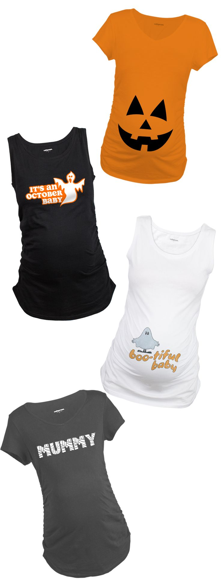 Maternity clothes don't have to suck. Are you expecting? Keep your sense of style with unique, creative, and funny Maternity Clothes from CafePress!