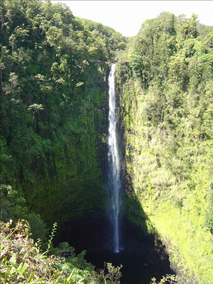 USA, Akaka Falls, Hilo, Big Island, Hawaii