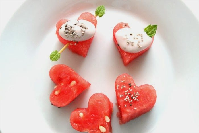 Vintage Movement: Valentines Day Heart Healthy Sweet Treat - Three Ingredients!!