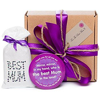 Gifts For Mum From Daughter Or Son - Birthday Presents For Mummy - Christmas Gift For Mother - Mothers Day Present For Mum - Thank You Gifts For Mums - Special Mum Presents - Step Mum Gifts: Amazon.co.uk: Kitchen & Home