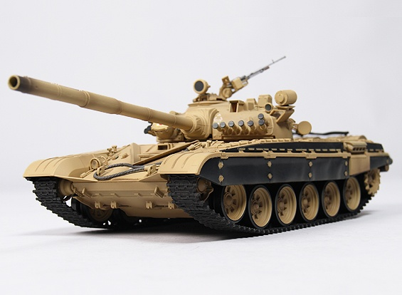 The T-72 battle tank entered production in 1970 and was arguably one of the Soviets most successful engineering achievement of the era. The T-72 was the most commonly used tank by the Warsaw Pact from the 1970s to the collapse of the Soviet Union. Even today, the T-72 still forms the bulk of the former Warsaw countries tank force including Russia. The T-72 is one of the most widely produced, exported and copied post-World
