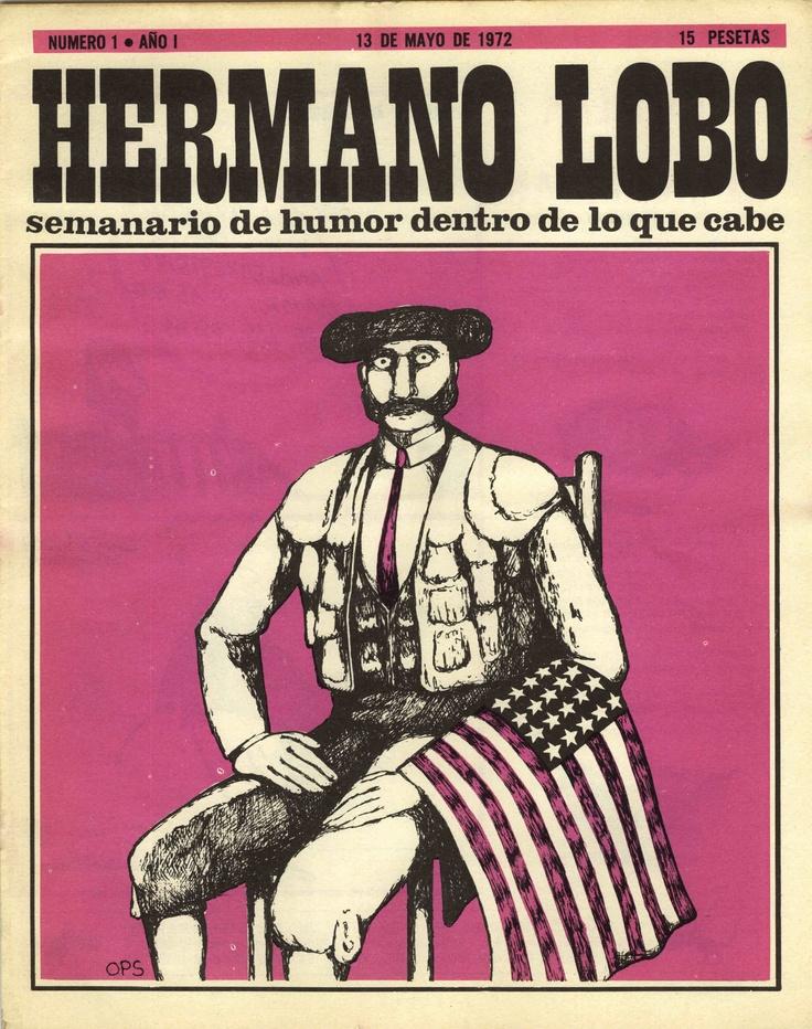 Hermano Lobo, Número 1 · Año I  (13 de Mayo de 1972)