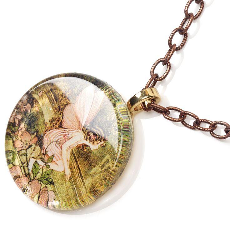 Pyöreä kaunis lasikapussi Aanrakun kullatulla riipuspidikkeellä. Katso tarkemmin tästä: http://bit.ly/aanraku
