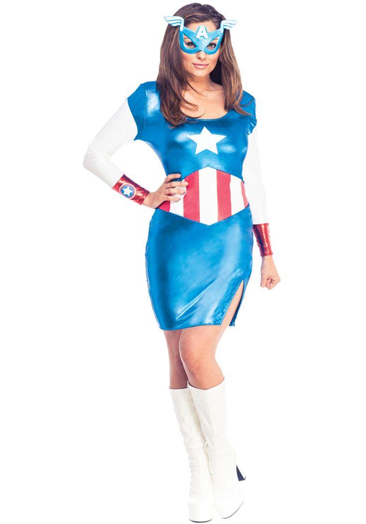 Best 25 Superhero Costumes Women Ideas On Pinterest -4731