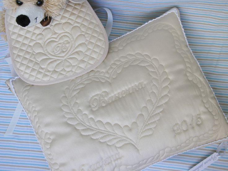 Cotton art: Подарок для новорожденного