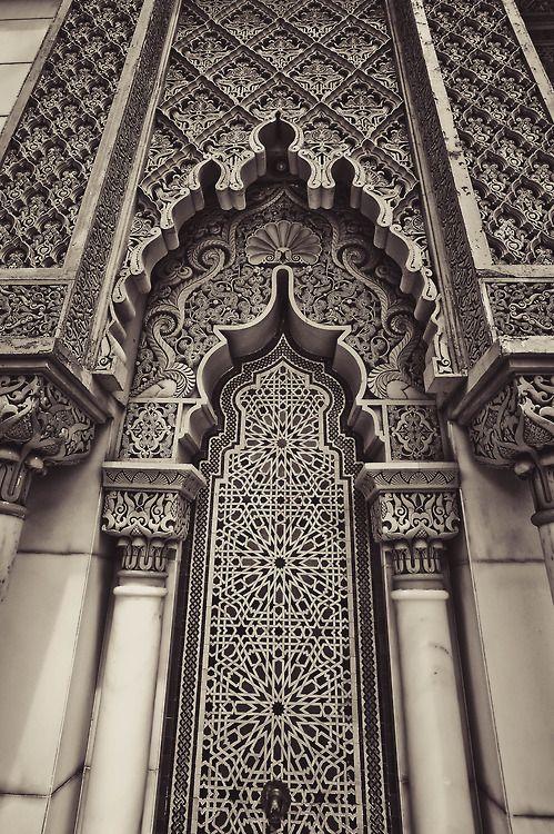 mediterraneum:  mediterraneum: The Moroccan Pavilion at Putrajaya, Malaysia