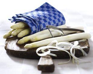 How to freeze aspargus