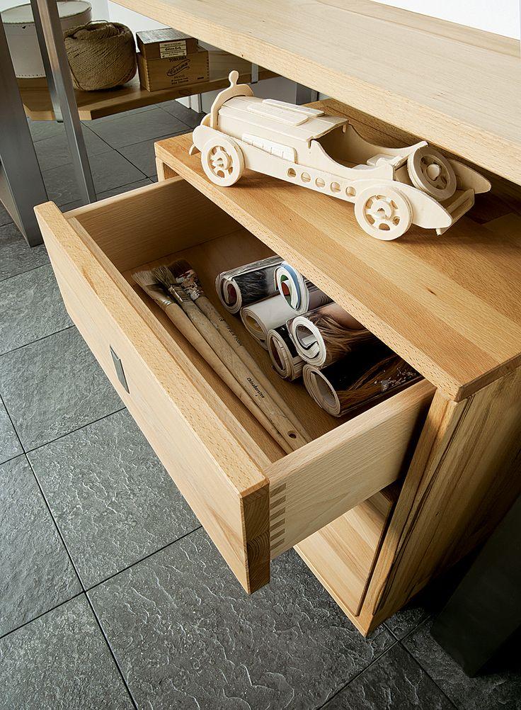 12 besten hochwertige büromöbel bilder auf pinterest ... - Buro Mobel Praktisch Organisieren Platz Sparen