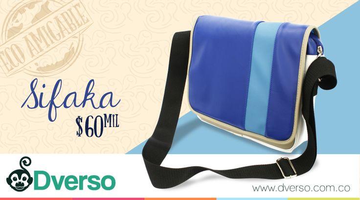 Sifaka es nuestro maletín diseñado para ellos.