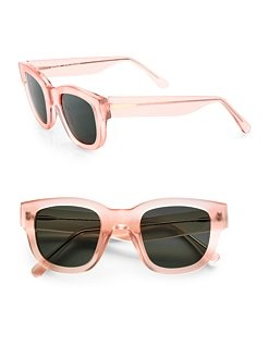 Acne pink sunnies