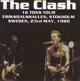 drac métal: the clash bootlegs cd