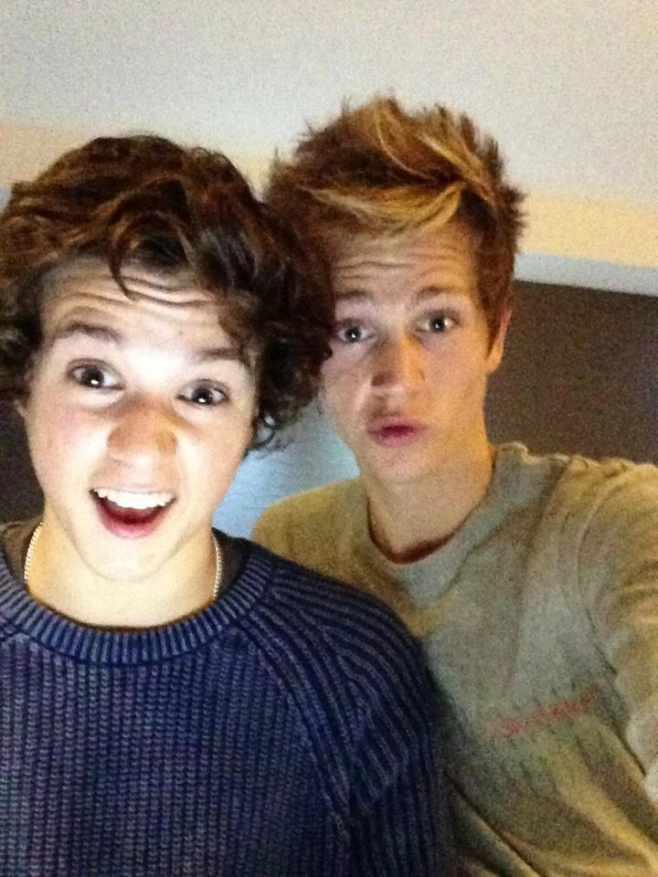 Brad ▪ James | The Vamps | #thevampsband
