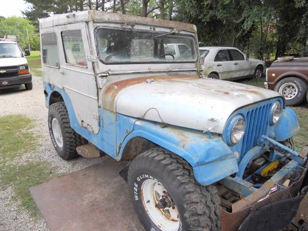 1965 Cj5 Toney Al1 Willys Jeep Jeep Cj Jeep Hard Top
