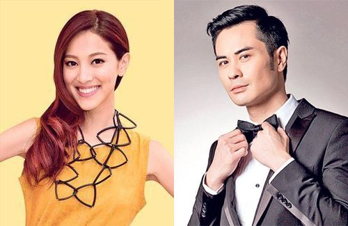 Although often separated from boyfriend Kevin Cheng due to work, Grace Chan is confident that they can overcome their obstacles. Both are very serious about the relationship.