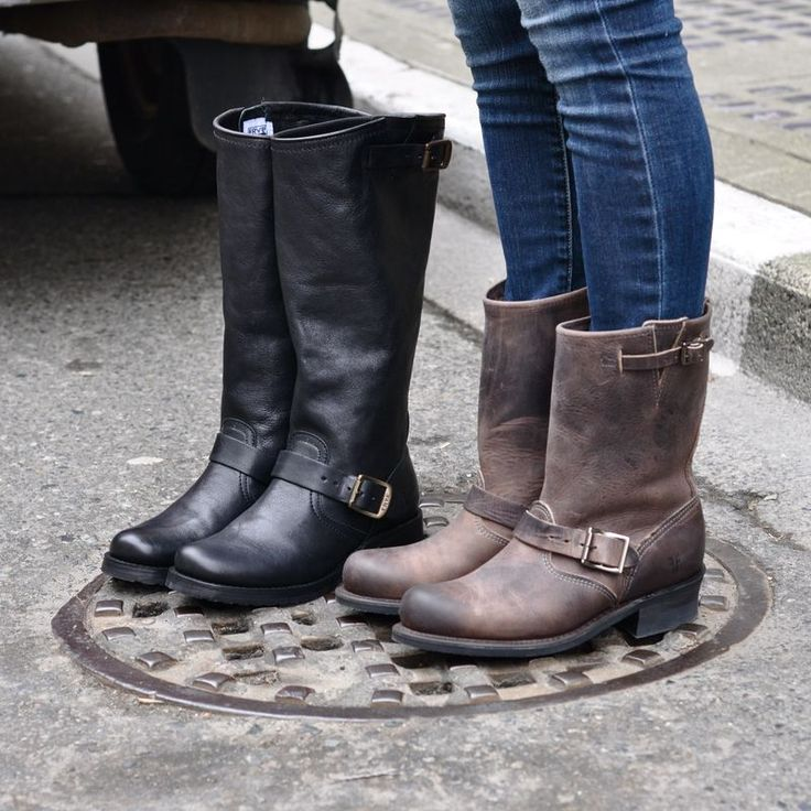 Frye boots - Veronica Shorties. Damn it Frye.  Why do u have to make such awesome boots?. Obsessed.