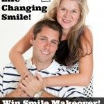 Enter to #win an $8000 Smile Makeover over at @Trisha Haas