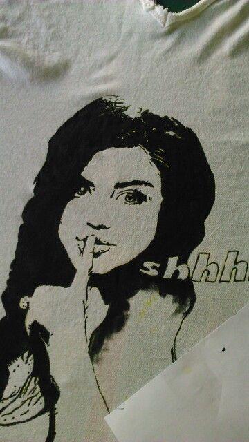 Camiseta pequeñas mentirosas