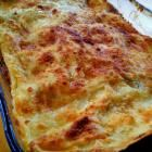 Foto della ricetta: Lasagne al salmone e zucchine