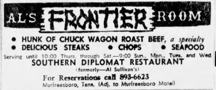 Tennessean Newspaper 14 Sep 1968