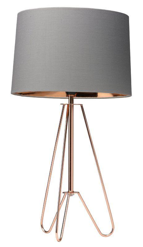 Ziggy 49cm Tripod Table Lamp