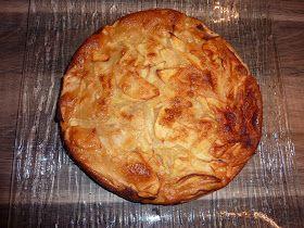 Blog de recettes Weight Watchers Propoint... Ou pas!: Le gâteau invisible aux pommes - Weight Watchers Propoint
