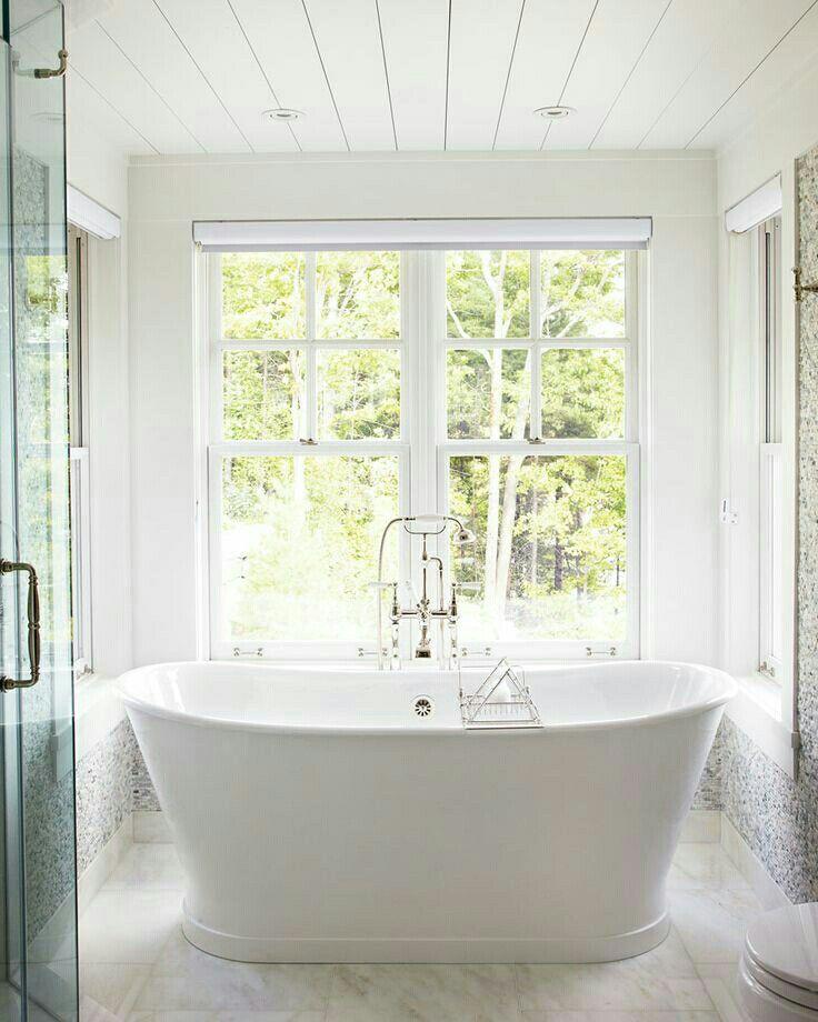 Die besten 25+ Stand alone bathtubs Ideen auf Pinterest - freistehende badewanne raffinierten look