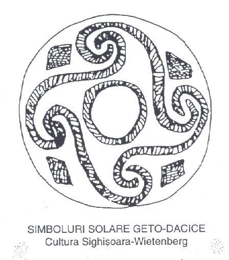 Simboluri Solare Geto-Dacice