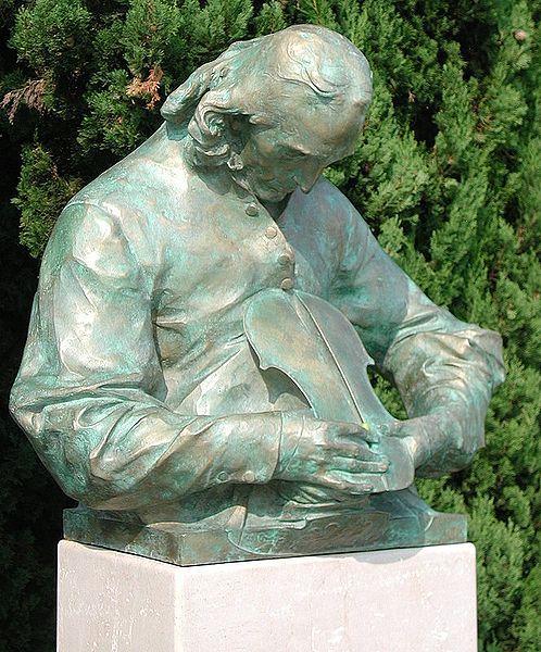 Gasparo da Salò (Salò, 20 maggio 1540 – Brescia, 14 aprile 1609)  Inventore del violino nella sua forma moderna Gasparo da Salò (Salò , May 20, 1542 - Brescia, April 14, 1609) Inventor of the violin in its modern form