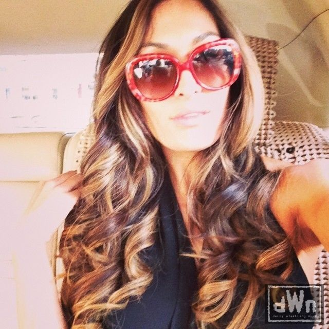 Nikki Bella Takes a Selfie After Getting Her Hair Done http://dailywrestlingnews.com/?p=76425