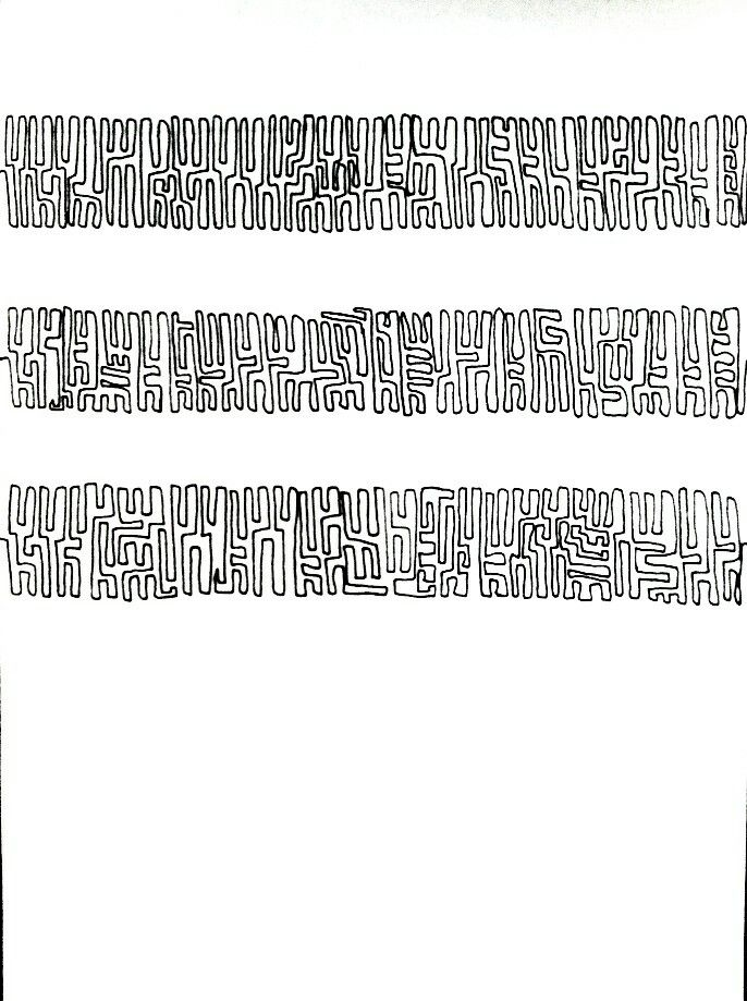 #handdrawing #sketch #blackandwhite #new #mine #three #oneline