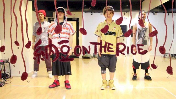 Cute dance XD【振り付け指導】納豆 ON THE RICE をみんなで踊ろう!!