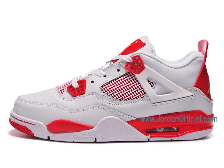 Air Jordan Retro Chaussures Jordan Basket Pour Homme Blanc/Rouge Code du  produit: 1408081784 Prix: Frais de port: Livraiso.