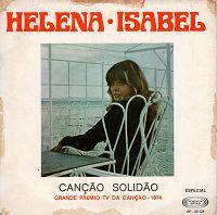 Helena Isabel - Canção Solidão (Vinyl) at Discogs