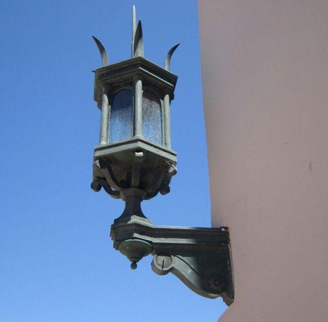 Manly Bathers Pavilllon lamp
