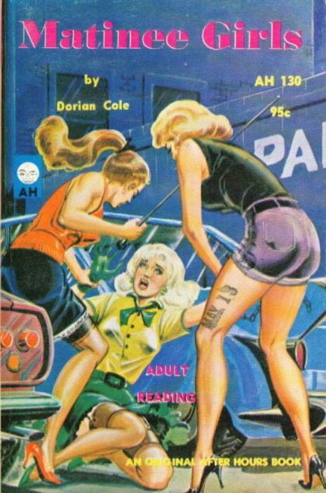 Vintage sleaze and pulp erotica by prolific fetish illustrator Eric Stanton