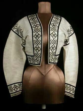 Garibaldi jacket, 1860