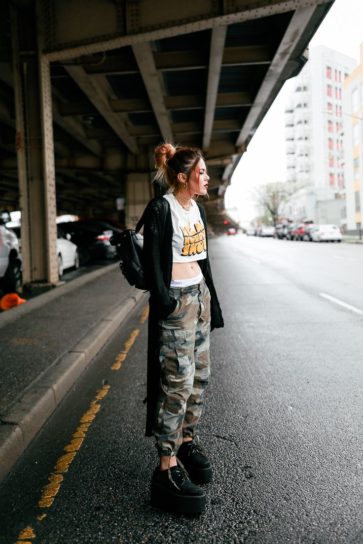 Tee – Disturbia Pants – vintage / similar here Shoes – Underground Backpack – Salar Milano Briefs- Chonies Casual outfit from the weekend :) hope you guys like it!