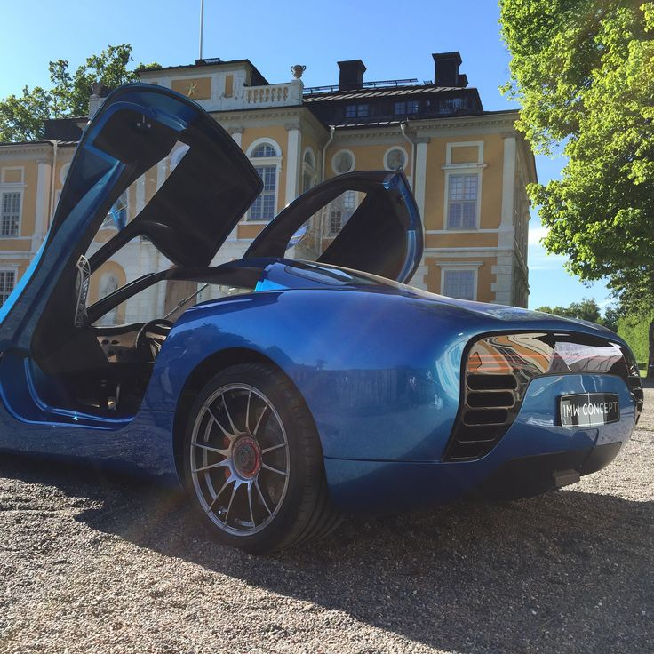 The Toroidion 1MW Concept took part in the Connoisseurs Motordag 2015.