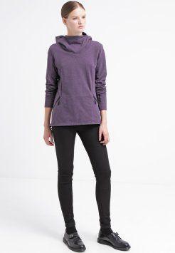 Bench - COMFORT - Felpa con cappuccio - purple