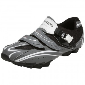 SALE - Shimano SH-M087G Cycle Cleats Mens Gray - Was $115.00. BUY Now - ONLY $68.99