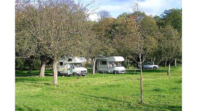 Wohnmobilstellplatz im Schwarzwald: Bauernhof Mayer in Buchenbach